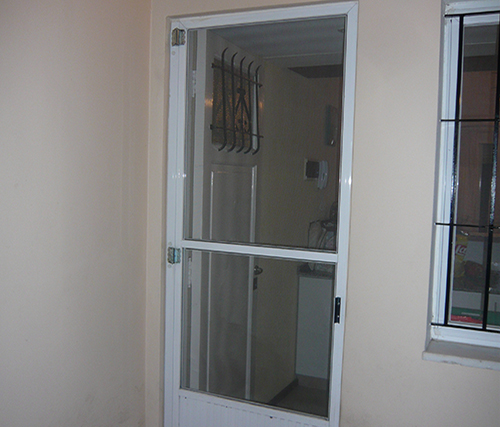 Mosquiteros mosquiteros de aluminio para puertas for Mosquiteros de aluminio